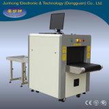 Sistema de inspección de equipajes de rayos X con pantallas