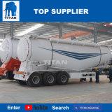 판매를 위한 반 대륙간 탄도탄 차량 부피 시멘트 Bulker 운송업자 탱크 유조선 트레일러