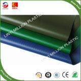 Revestido de la cuchilla de PVC lona impermeable al aire libre cubierta de carga