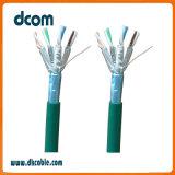 Buena calidad de alta velocidad Tassmision 4p 23AWG Cu CAT6U/FTP de un cable de red