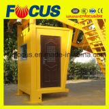 Impianto di miscelazione concreto di vendita calda, pianta d'ammucchiamento concreta mobile Yhzs25