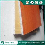 tarjeta de partícula de 1220X2440m m/conglomerado/Flakeboard para el edificio/los muebles