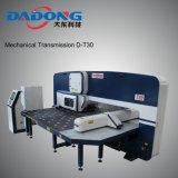 Orificio de lámina metálica mecánica punzón de torreta CNC Máquina de prensa