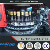 Es300 CNC van het Gat van het Metaal van het Blad de Elektro ServoMachine van de Pers van de Stempel van het Torentje