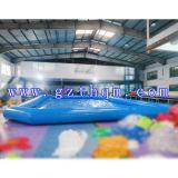 Piscina de água trampolim Park Deslize o polvo gigante/Piscina Inflável Piscina insuflável