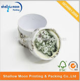 Rectángulo de empaquetado del té de la flor del cilindro (QYZ172)