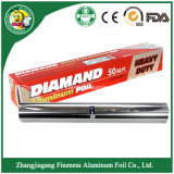 Clinquant en aluminium ignifuge de ménage pour BBQ F205