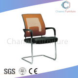 Populärer schwarzer lederner Ineinander greifen-Büro-Stuhl-Konferenz-Stuhl (CAS-EC1888)