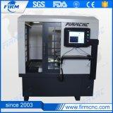 máquina de grabado del metal del ranurador del CNC del molde de 600*600m m con el regulador Tk100