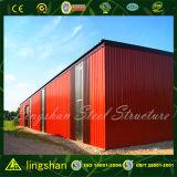 Estructura de acero confeccionada de Qingdao que construye el edificio de acero de la alta subida