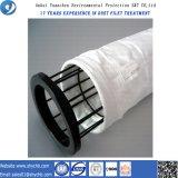 Filtre à manches du feutre PTFE de pointeau de bonne qualité pour l'usine de la colle