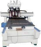 CNC автоматического пневматического 3D с паспортными данными гравировка машины волокна лазерной маркировки машины