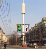 2018 Muy fácil de usar de la fábrica de acero de Telecomunicaciones de la torre monopolo