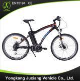 Bafangのブラシレスモーター電気マウンテンバイク