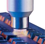 Plasma-Reinigungs-Maschine für Plastikoberflächenbehandlung