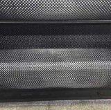 6K 320g de tejido normal de tejido de fibra de carbono