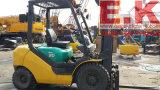 Forklift original usado KOMATSU de Japão Forklift diesel de 3 toneladas (FD30)