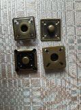 カスタマイズされた金属ボタンの真鍮のばねのスナップボタン