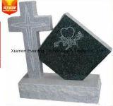 A Cruz Headstone lápide de mármore Monumento criativa para a União/American