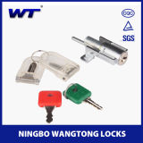 Wangtong aleación de zinc Master Key Lock Yuema