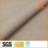 Tissu ignifuge en soi ignifuge à la maison d'Oxford de son de la crème deux de textile de polyester