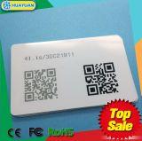 バーコードの印刷PVC NFC NTAG215忠誠のカード