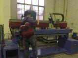 電流を通された鋼鉄かステンレス鋼のための縦方向の溶接機