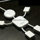La gente 4 puertos USB 2.0 HUB
