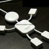 Люди концентратор USB 2.0 4порт