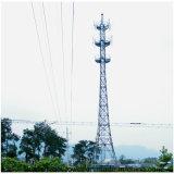 Torretta autosufficiente del riparo delle Telecomunicazioni dell'acciaio 80m