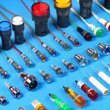 diodo emissor de luz Indicator Light de 16mm Diameter, Indicator Lamp Price (XD22-16)