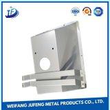 Soem-Präzisions-Metallform-Einspritzung, die Aluminiumteile für Regal-Halter stempelt