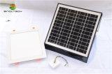 Quadratischer Typ 15W Solar-LED Deckenleuchte mit Energien-Adapter für Tag und Nacht Gebrauch (SN2016012+SN2016030)