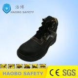 Ближнем лодыжки Буффало обувь из натуральной кожи для строительных рабочих