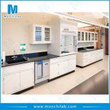 Chemie-Laborgeräten-Metallwand-Prüftisch