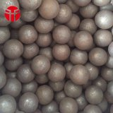 La bola de acero forjado de 30 mm para la minería del cobre