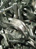 Los andamios del acoplador de forjado para conexión de tubería