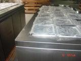 세륨을%s 가진 Worktop 반대 냉장고의 밑에 스테인리스