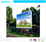 P6mm SMD Piscina Bicicleta Video Display LED para fases