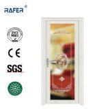白いアルミニウムガラスドア(RA-G005)