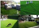 Synthetic Fiber Synthon Artificial Grass Lawn Turf Laser Cutting Machine