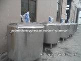 1000L roestvrij staal die de Vloeibare Chemische Buffer van de Tank mengen