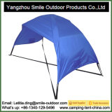 Fischen-Funktion Striped kampierendes Sonnenschutz-Regenschirm-Strand-Zelt