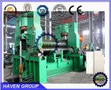 PLATTEN-Verbiegenund Walzen-Maschine der Universalspitzenrollen-W11S-10X4000 Stahl