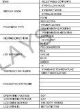 Grafik LCD-Bildschirmanzeige-Baugruppe der Punkt-192X64, AGM1964D Series-1