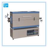Fornace ad alta pressione ed alta di zona di riscaldamento tre della valvola elettronica con il tubo del Super-Alloy fino a 1100c-Otf-1200X80-Hpv-III