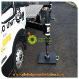 Полиэтилен HDPE/ UHMWPE крана Outrigger тормозных колодок для Великобритании
