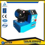 Máquina de friso da mangueira trançada feita sob encomenda do aço inoxidável Hhp52-F