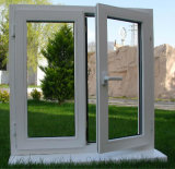 Дешевые цены одного стекла UPVC тент окно для продажи