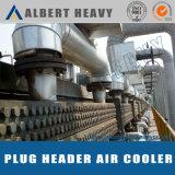Dispositivo di raffreddamento di aria inossidabile dello scambiatore di calore del tubo